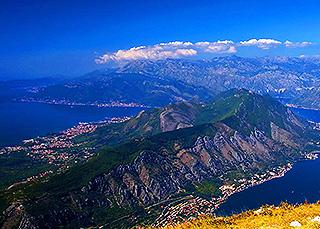 Черногория за три дня