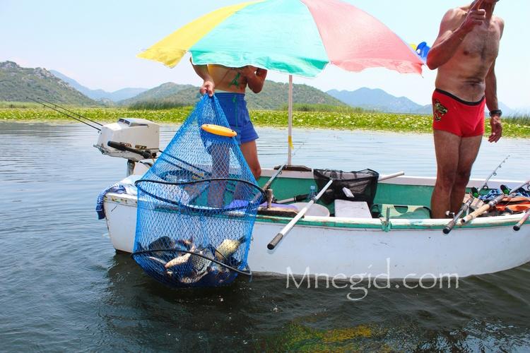 Рыбалка на Скадарском Озере (5)