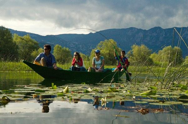 Рыбалка в Черногории (2)