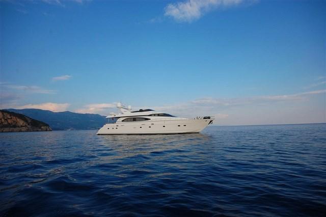 2 яхта класса Люкс аренда Черногория