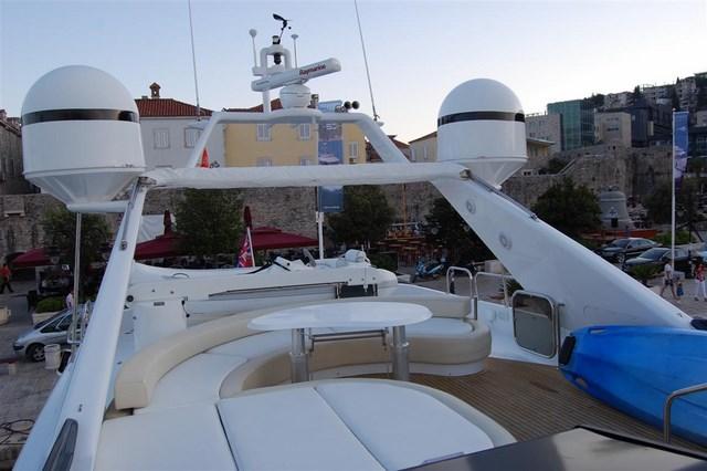 28 яхта класса Люкс аренда Черногория