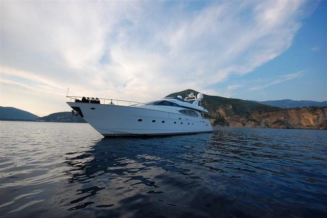 4 яхта класса Люкс аренда Черногория