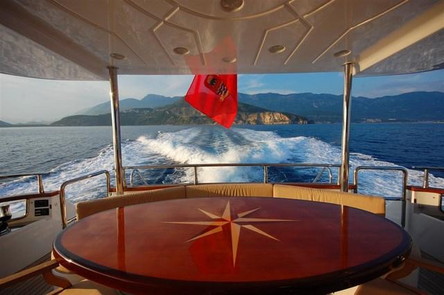 9 яхта класса Люкс аренда Черногория
