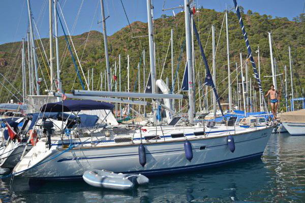 DSC_0352 аренда яхты в Черногории - Бавария 42