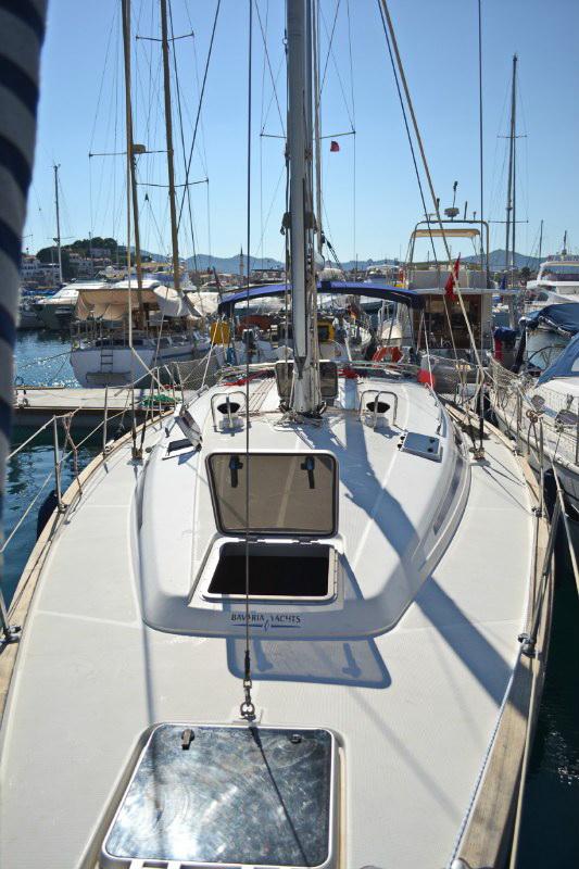 DSC_0356 аренда яхты в Черногории - Бавария 42