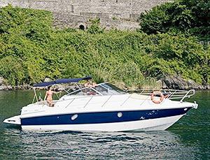 аренда моторной яхты в Черногории