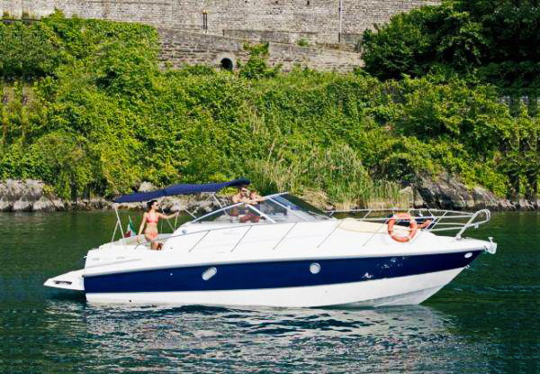 аренда моторной яхты Кранчи в Черногории