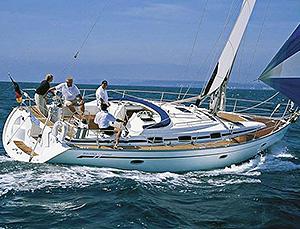 Яхта Бавария 42