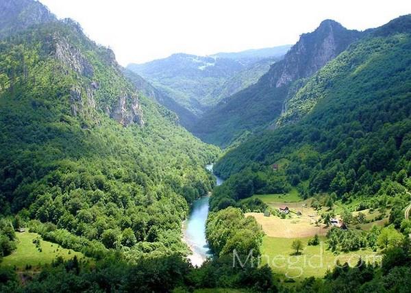 Экскурсия Каньоны в Черногории 000
