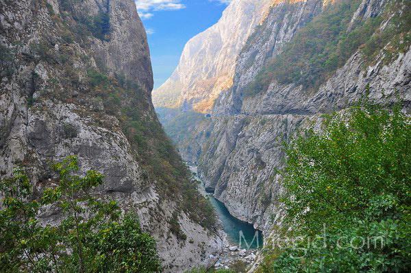 Экскурсия Каньоны в Черногории 222