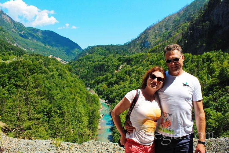 Экскурсия Каньоны в Черноории (1)