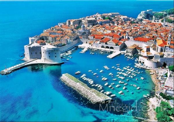 Экскурсия в Дубровник 1