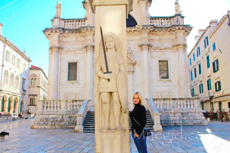 Экскурсия в Дубровник из Черногории (1)