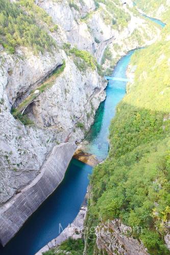 Rafting v Chernogorii (16)