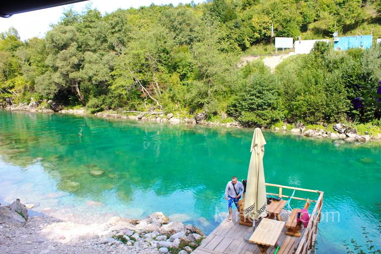 Rafting v Chernogorii (4)