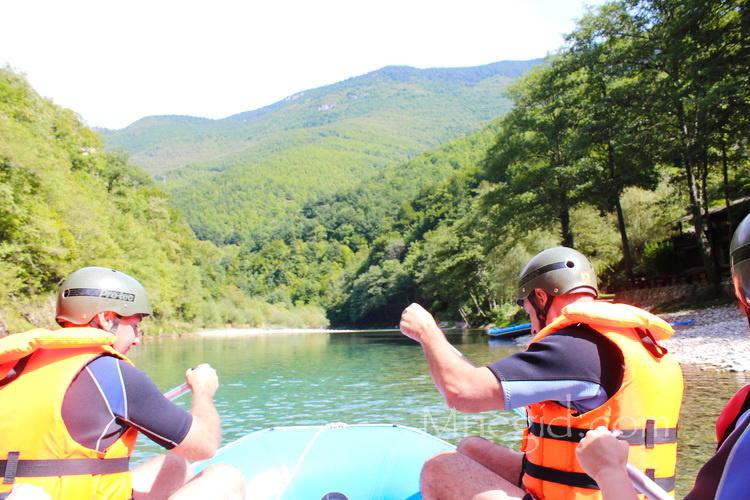 Rafting v Chernogorii (7)