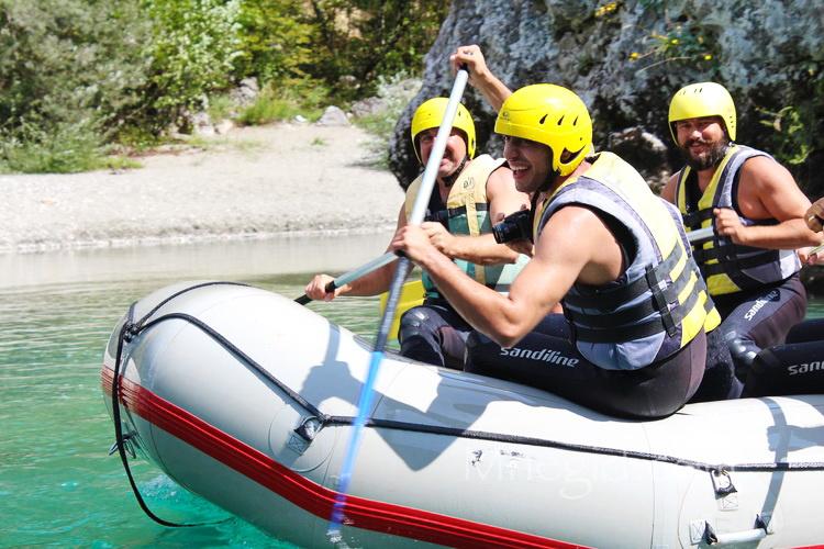 Rafting v Chernogorii (9)