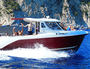 аренда катера в Черногории